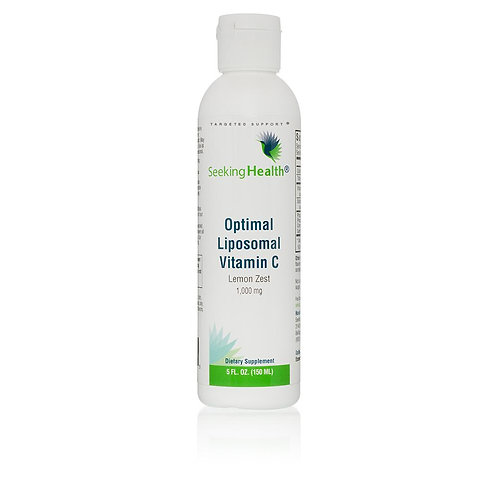 Optimal Liposomal Vitamin C - 30 Servings by SEEKING HEALTH