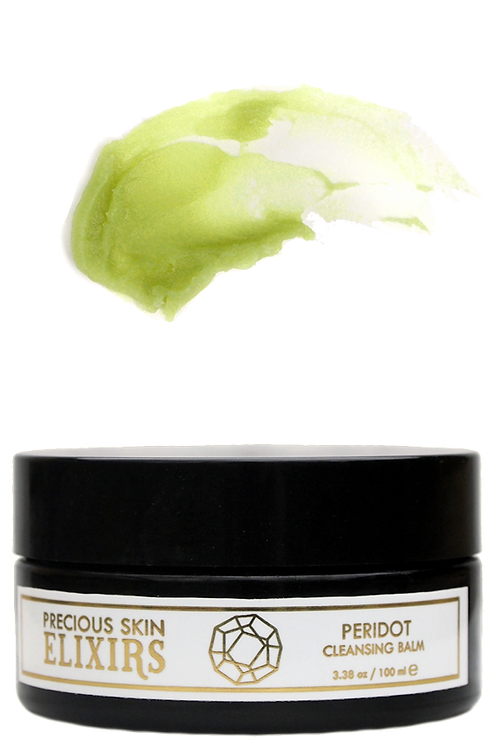 PERIDOT CLEANSING BALM by Precious Skin Elixirs