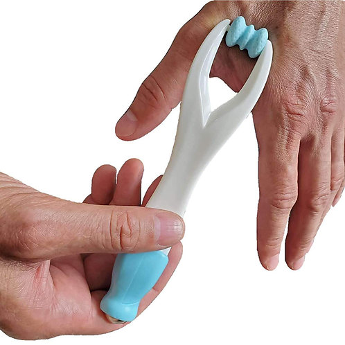 Finger and Wrist Acupressure Massager by LURE
