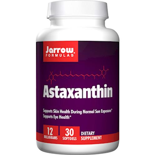 Jarrow Astaxanthin 12 mg 30 gels