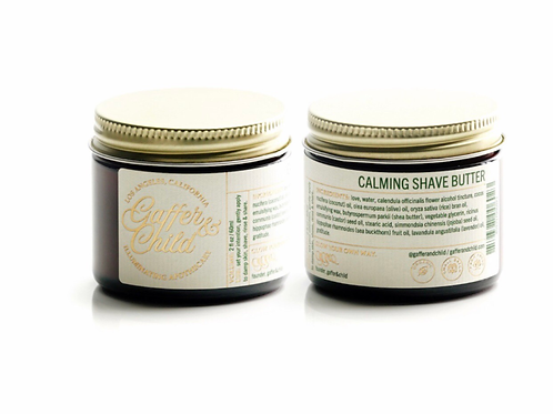 Calming Shave Butter by Gaffer & Child
