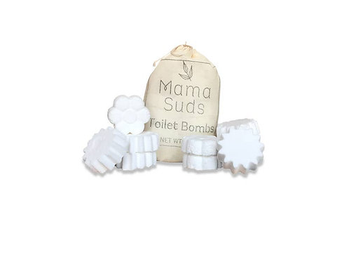 Toilet Cleaning Bombs by MAMA SUDS