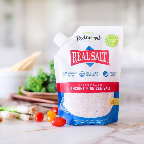 Redmond Real Salt 16 oz Refill Bags
