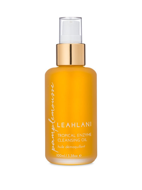 Pamplemousse Tropical Enzyme Cleansing Oil by LEAHLANI SKINCARE