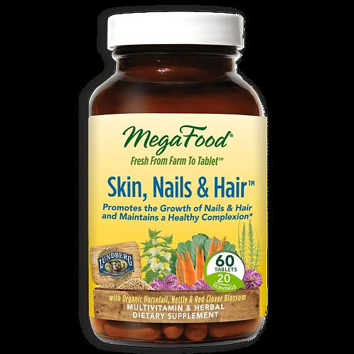 MegaFood Skin,Nails, & Hair