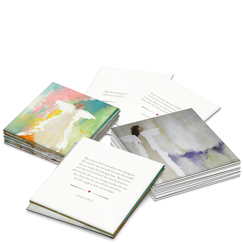 Love Scripture Cards by ANNE NEILSON HOME