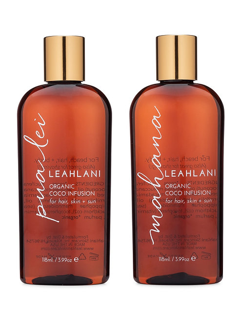 Coco Infusion Body Oil by LEAHLANI