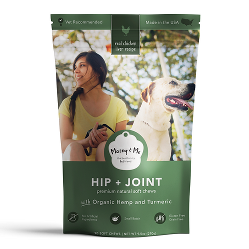Hip + Joint Premium Natural Soft Chews