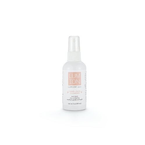 Medical Strength Hand & Skin Cleanser by LUMION