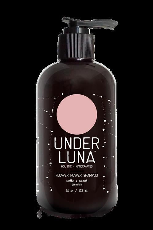 Flower Power Shampoo by UNDER LUNA