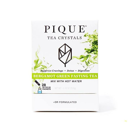 Organic Bergamot Green Fasting Tea by PIQUE TEA