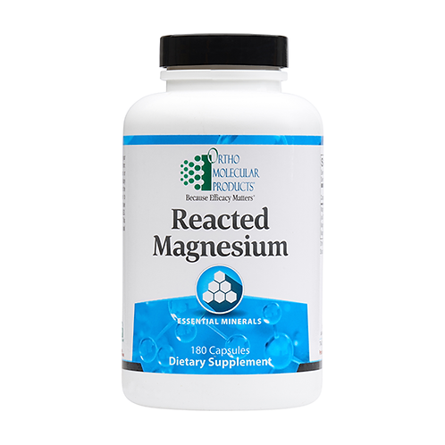 Reacted Magnesium by ORTHOMOLECULAR