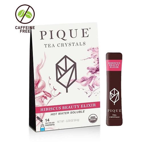Organic Hibiscus Beauty Elixir by PIQUE TEA