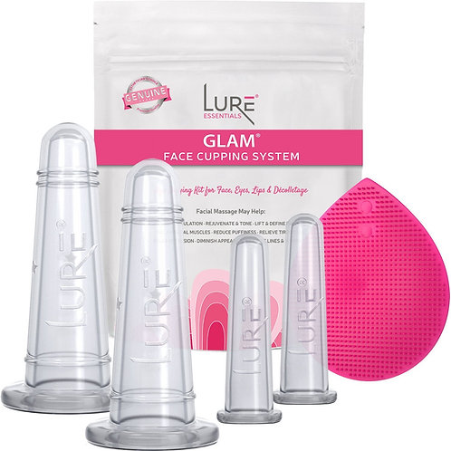Facial Cupping Set by LURE ESSENTIALS