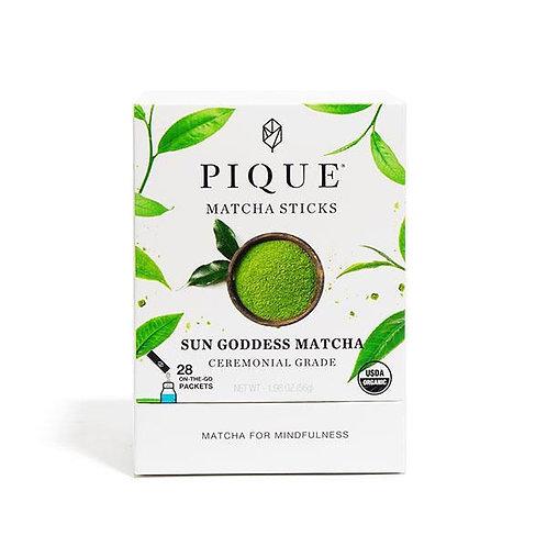 Organic Sun Goodess Matcha by PIQUE TEA