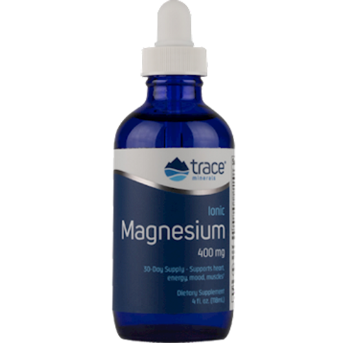 Ionic Magnesium 400 mg by TRACE MINERALS