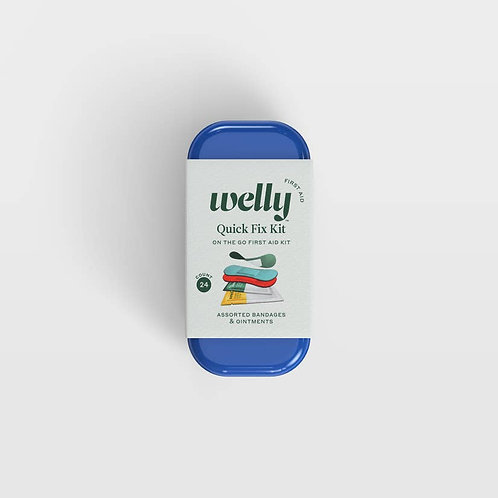 First Aid On The Go Kit by WELLY