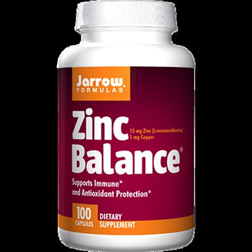 Zinc Balance by JARROW