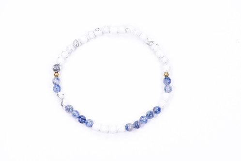 Morse Code Bracelet by ETHIC GOODS