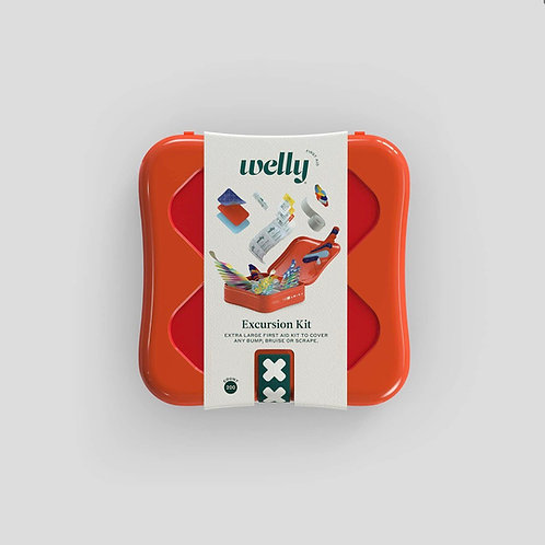 Excursion First Aid Kit by WELLY