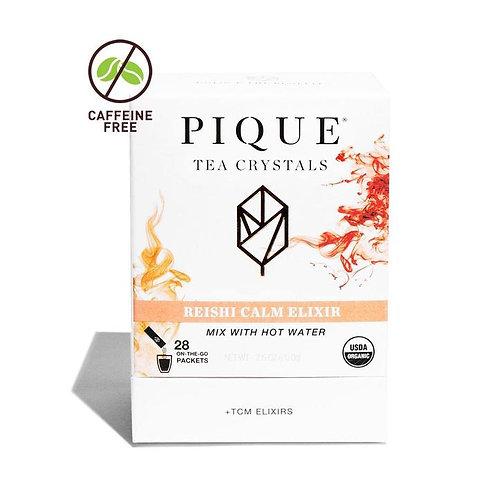 Organic Reishi Calm Elixir by PIQUE TEA