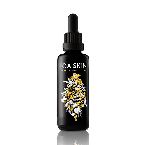Botanical Beauty Elixir by LOA SKIN