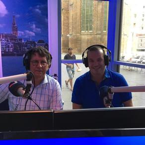 Radio-interview COVS Nijmegen