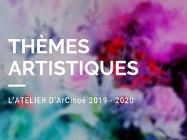 Thèmes 2019 - 2020