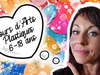 Cours d'Arts Plastiques 6-18 ans à Port-Saint-Père (44)