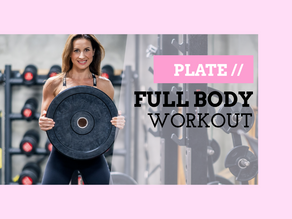 Kickstart your week with a Full Body Workout