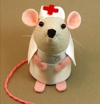祝愿香港醫護鼠年出入平安身心安康!