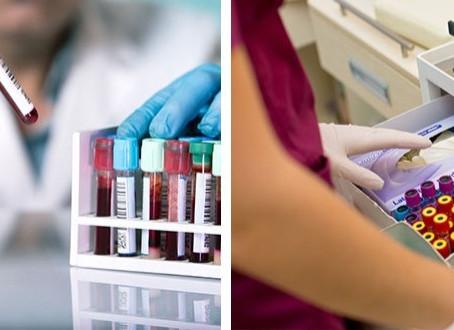 醫護業長期缺人,你想加入成為抽血員嗎?