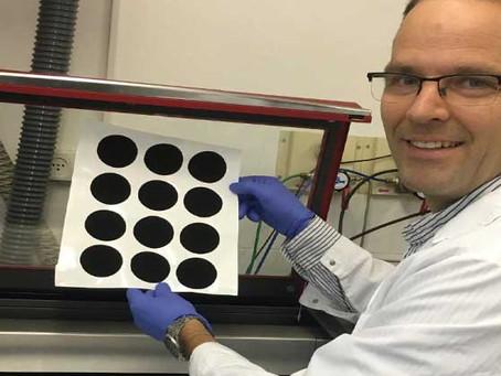 開發新材料(石墨烯)用於口罩與空氣過濾器以抗新冠病毒