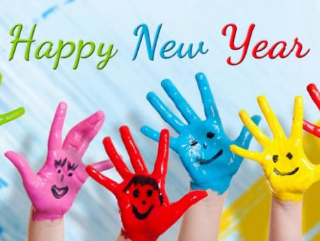祝願香港人:新年新景象 願望可達成!