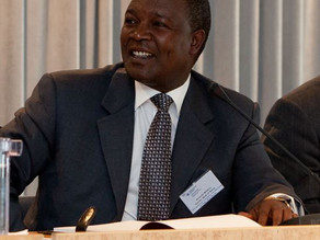 Economic advice in times of crisis: Recollections from the former economic advisor to Kenya
