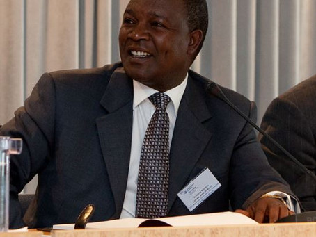 Recollections of an Economic Advisor: Prof Njuguna Ndung'u