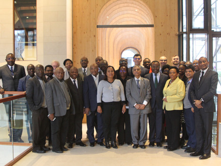 Inaugural African Chief Economic Advisors' Forum 2019