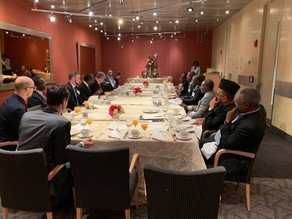 Breakfast with the Germans at the 2019 Annual Meetings
