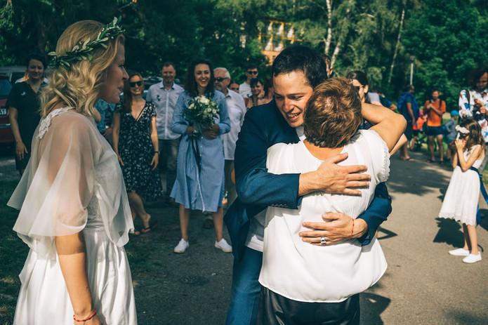 Prostě šťastná svatba Efka a Pato