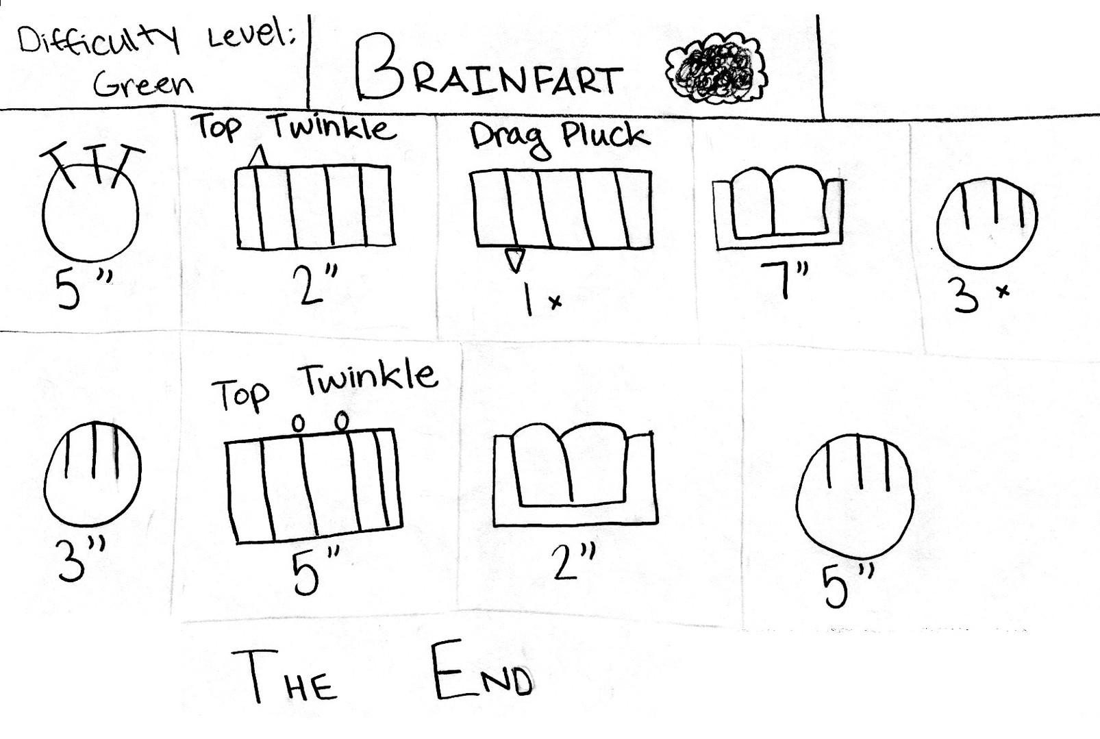 Brainfart (Green Level)