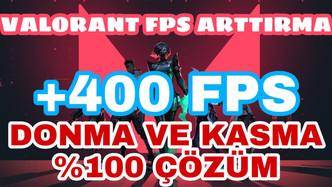 VALORANT FPS ARTTIRMA REHBERİ