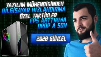 BİLGİSAYAR HIZLANDIRMA 2020 DESPARADOOS