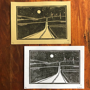 moonlit drives