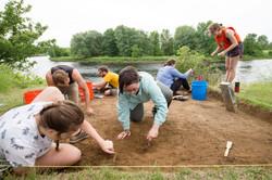 SLC Poorhouse Cemetery Excavation