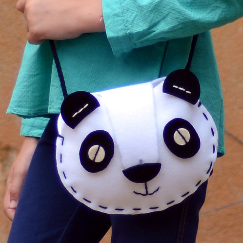 Sewing Kit: PANDA Bag
