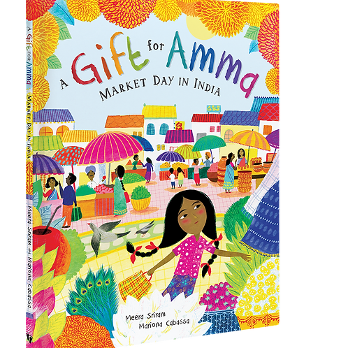 BB24 - A Gift for Amma (Available July)