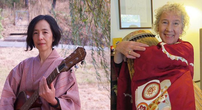Aiko Shimada & Elizabeth Falconer