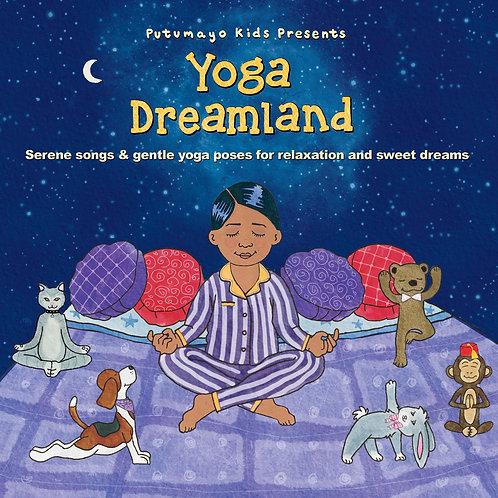 383 - Yoga Dreamland (Includes CD + Download Card)
