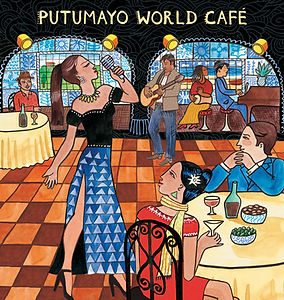 Putumayo Presents World Café Artwork.jp