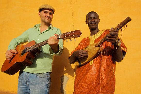 Moustafa Kouyaté & Romain Malagnoux